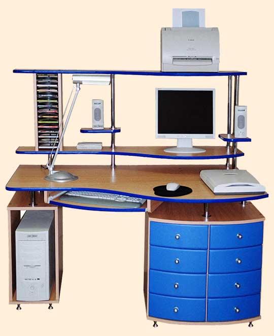 Компьютерные столы.